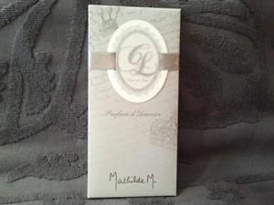 Mathilde m la gamme tablettes parfum d 39 armoire clair de lune - Parfum d armoire mathilde m ...